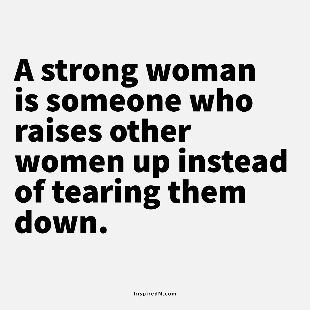 112 Be Strong Woman Quotes To Keep You Motivated