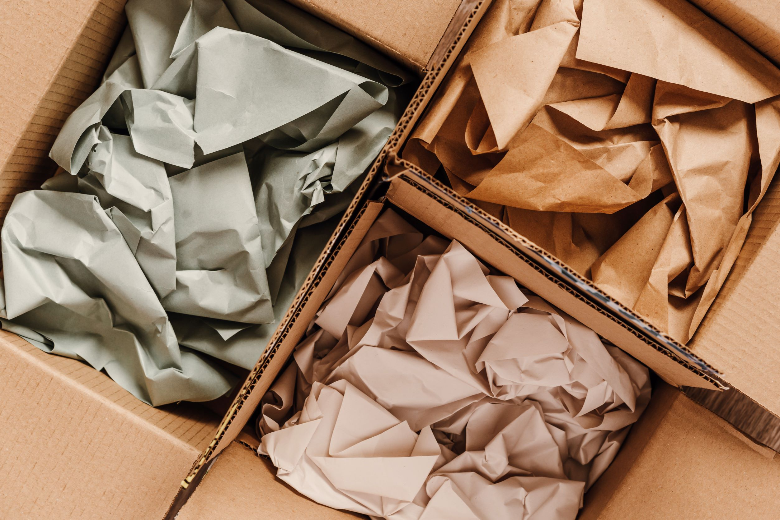 10 Packaging Materials For Your Growing Business